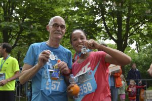 AMC LOOP, finish, hardlopen, Amsterdam Zuidoost